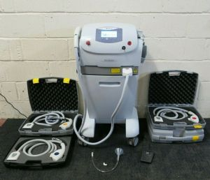 Alma Harmony IPL Hair Removal ND YAG Q Switched Va