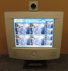 Vision Control Optometry Equipment LCD Monitor And