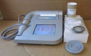 Vitalograph 6600 Compact Digital Spirometer Touchscreen Printer With Adapter